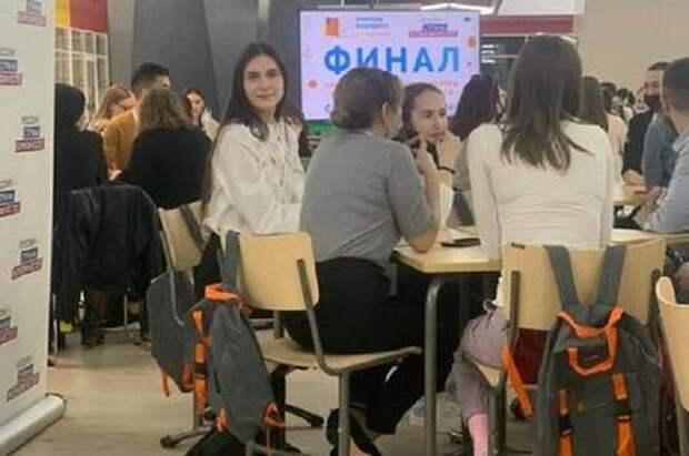 Камчатская студентка представляет край в финале «Учителя будущего»