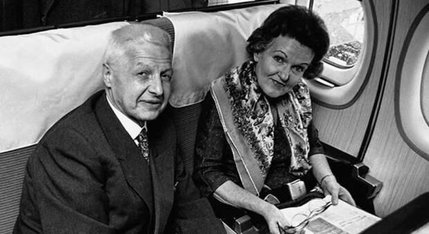 Супруги Коэны – советские разведчики американского происхождения. /Фото: images11.domashnyochag.ru