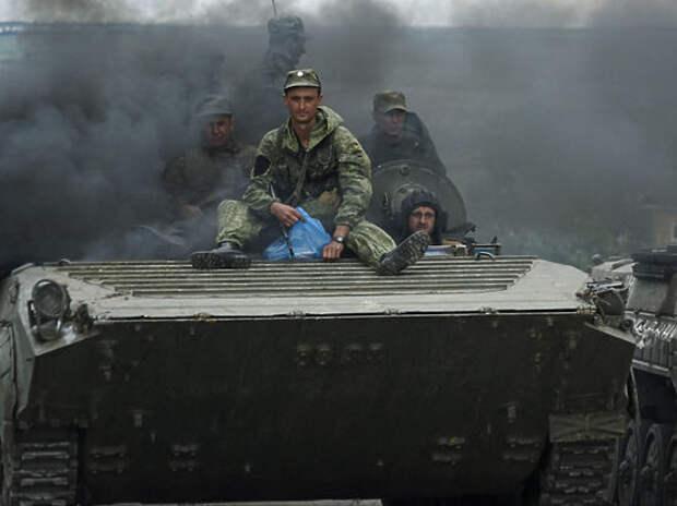 Украинцы не хотят войны и готовы избавиться от Донбасса