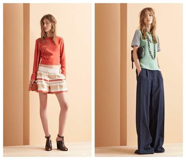 мода стиль весна-лето 2015