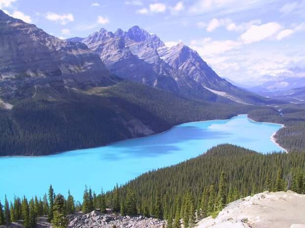 37 10 самых красивых озер в мире