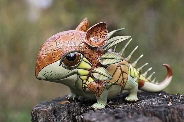 фарфоровые статуэтки животных-6
