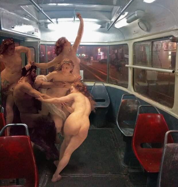 Не боги горшки обжигают — они ездят в метро и продают черешню