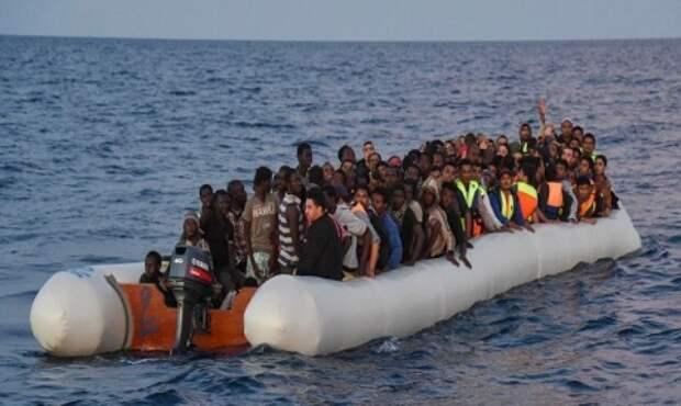 ООН возмутилась возвращением 270 спасëнных вморе мигрантов в«небезопасную» Ливию