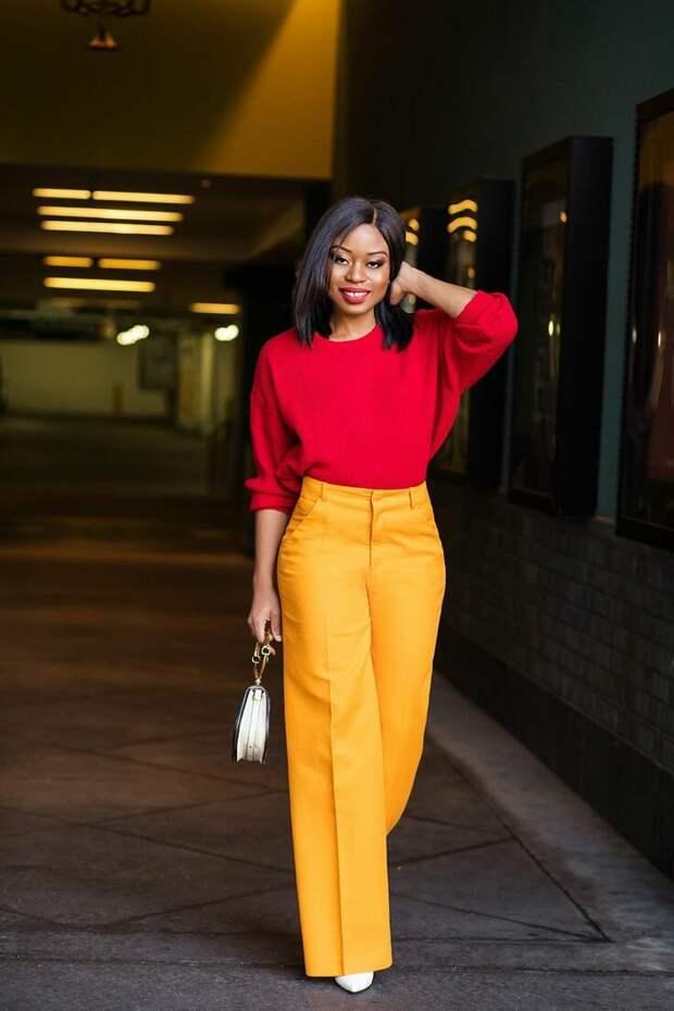 Главные цвета года. Как носить и с чем сочетать?