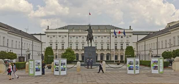 Президентские выборы стартовали в Польше
