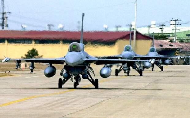 Закупка Украиной партии F-16 опаснее, чем кажется на первый взгляд
