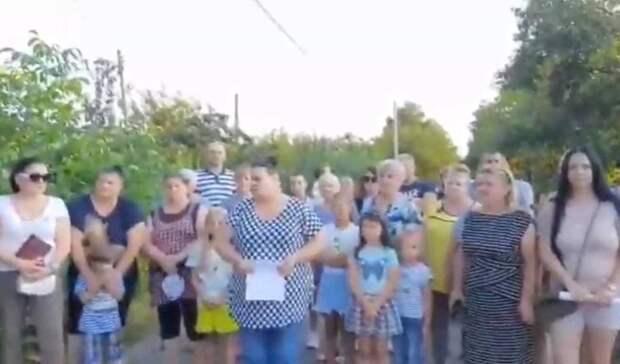 Жители Белгорода записали видео спризывом нестроить вихрайоне дома для сирот