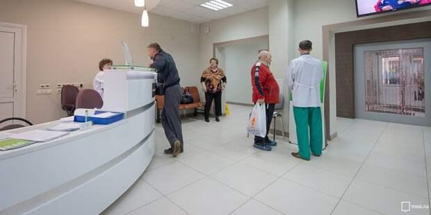 Конфликт в поликлинике в Коптеве разрешился благодаря «Скорой помощи»