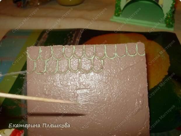 Декор предметов Мастер-класс 8 марта День рождения Декупаж МК Чайного домика Бумага Дерево Крупа фото 34