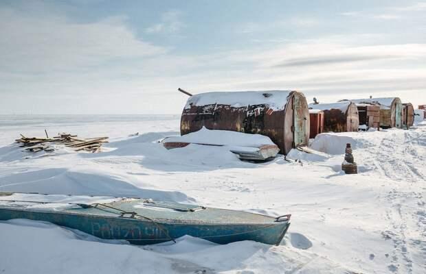 Тикси - cамый северный населённый пункт Якутии