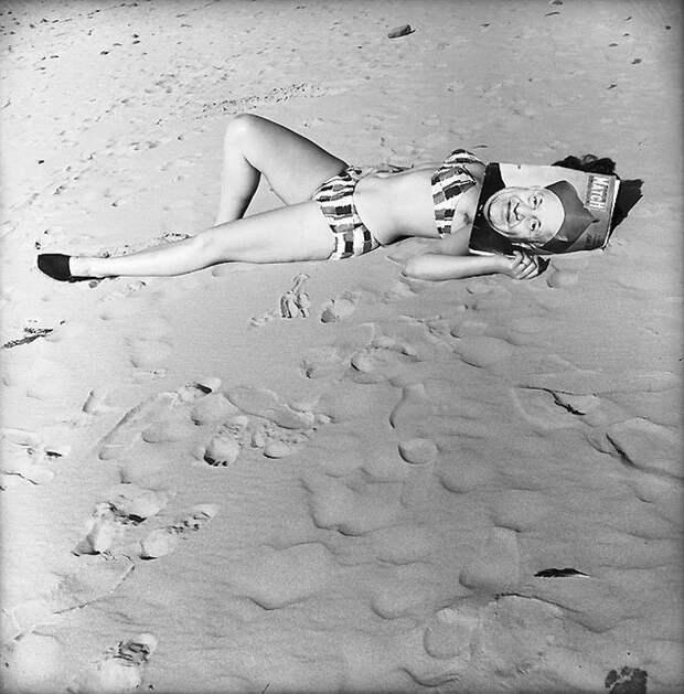 Рене Мальтет - классик ироничной фотографии