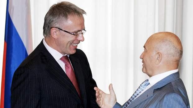 Фетисов рассказал ограндиозных планах умершего Лужкова: «Неверится, что его больше нет»