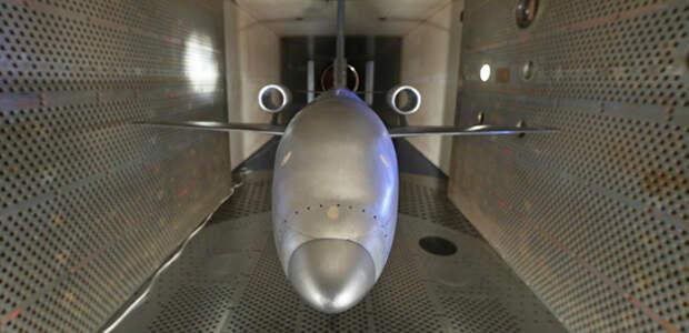 На новом российском самолёте двигатели могут поставить над крыльями