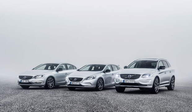 Volvo со специями: дегустируем спортпакет Polestar