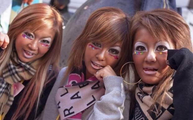 Странные и удивительные факты о Японии