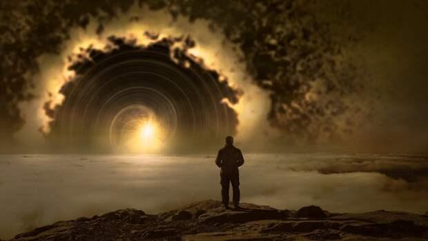 Мы живём в чёрной дыре?