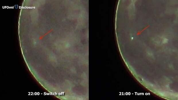 «Там явно кто-то есть» — загадка световых явлений на Луне