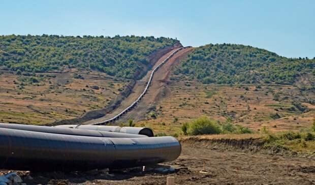 Первый миллиард кубометров азербайджанского газа поступил вЕвропу поТАР