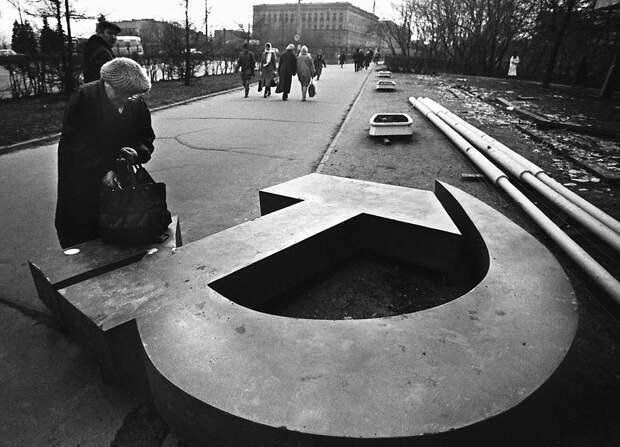 Я сама пенсионерка, дочь пенсионера, нам СССР не нужен, нам пенсию давай!