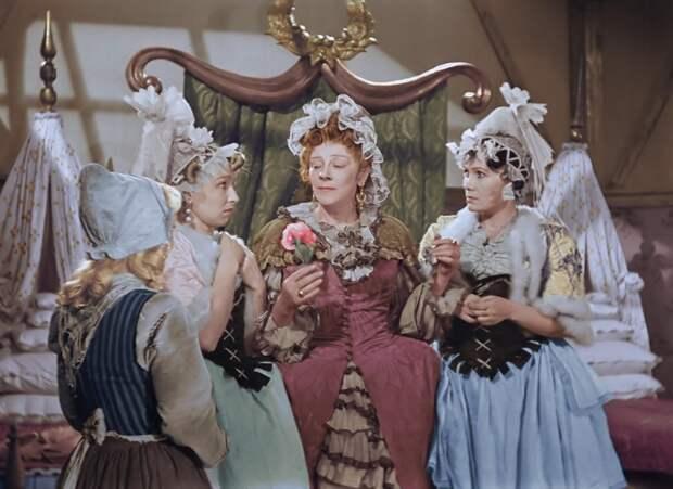 """""""Золушка"""" 1947 г. Почти сказочная история."""