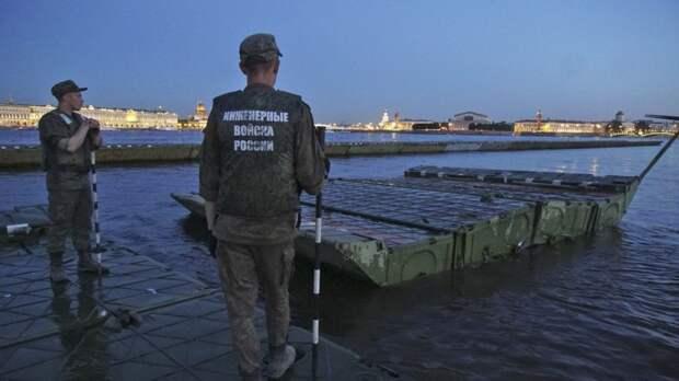 В НАТО признали технологию понтонной переправы российской и принесли извинения