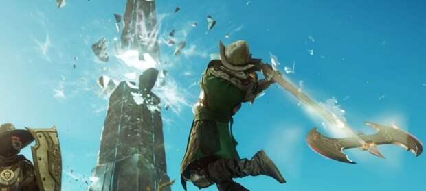Steam-чарт: MMO New World от Amazon заняла первое место