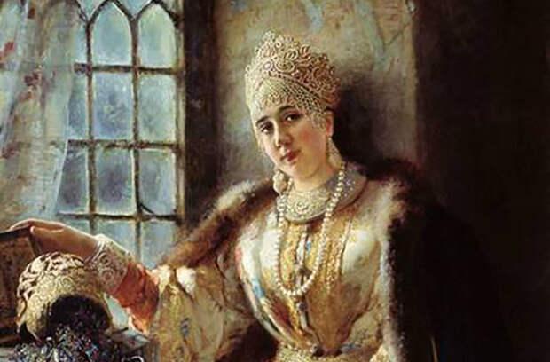 Кабардинская жена Ивана Грозного