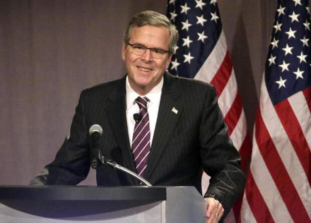For Jeb Bush, the Q&A is the message