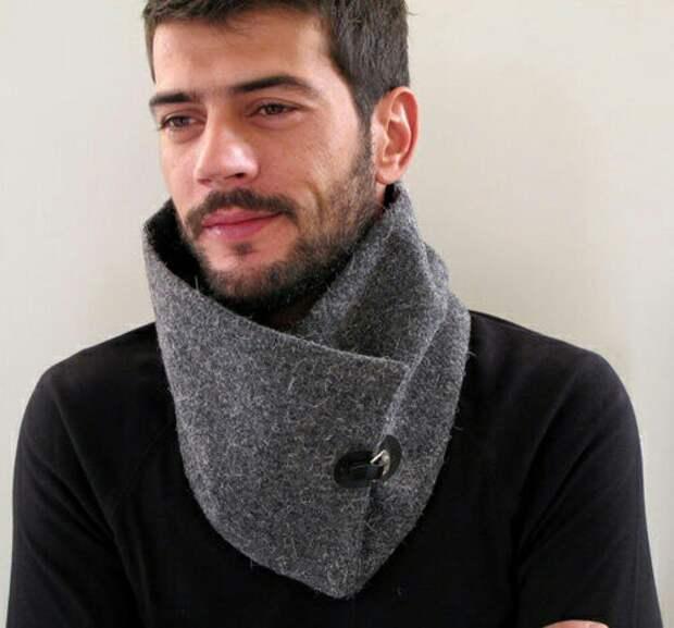 Унисекс шарфы (идеи)
