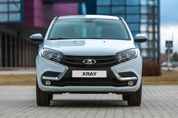 Официально представлен серийный кроссовер Lada XRAY xray, автоваз, ваз, лада
