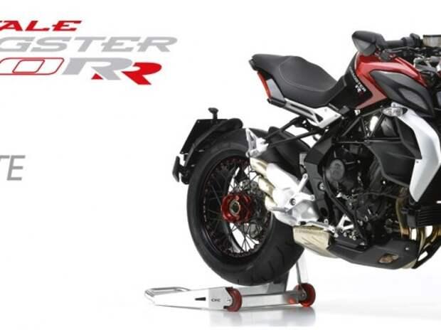Daimler через AMG приобретет пакет производителя мотоциклов MV Agusta