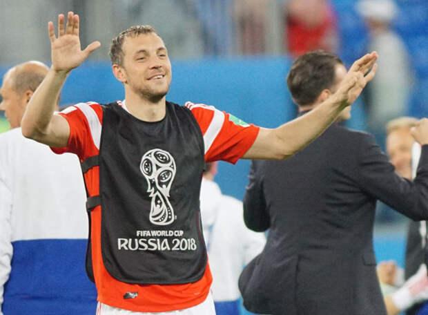 Далер Кузяев: Дзюба создавал атмосферу в сборной России. Чувствуется, что его нет