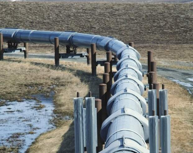 Opal газопровод