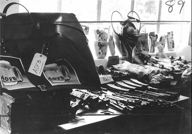 Боб Денар, Жан Шрамм, Роже Фольк и Майк Хоар: судьба кондотьеров (окончание)