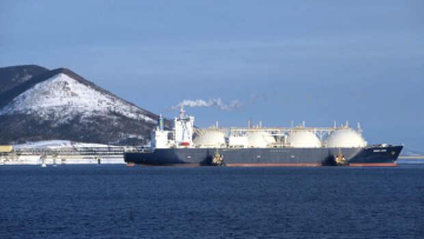 РФ и Япония хотят нарастить производство газа на Сахалине