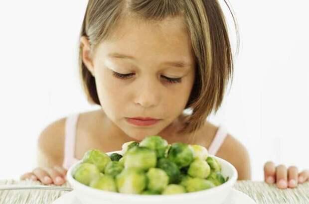 Если кто-то не любит брюссельскую капусту, может не стоит заставлять ее есть? /Фото: uhhospitals.org