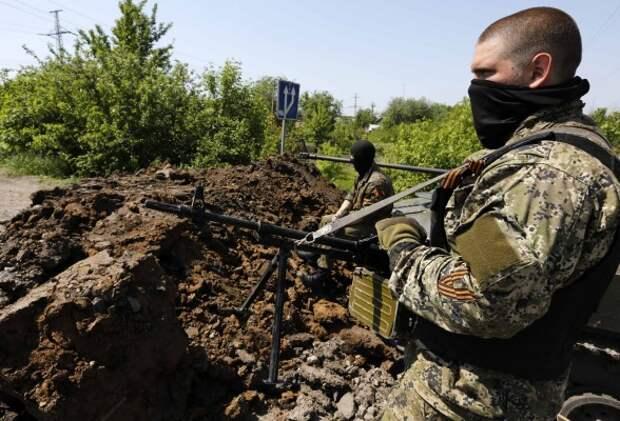 """Репортаж из Донбасса: """"Ополчение ждет приказа на наступление..."""""""