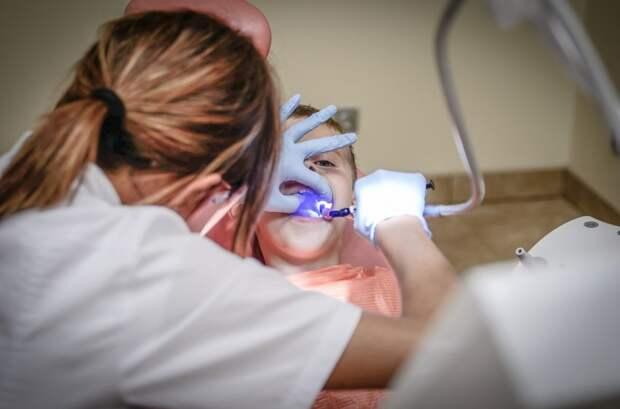 Сотрудники детской стоматологии будут вести прием на Коптевской