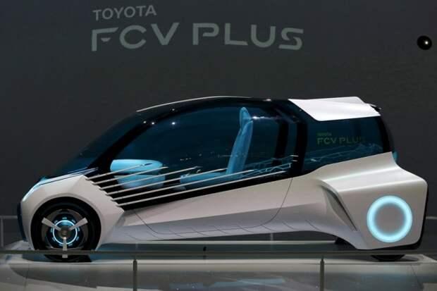 Toyota FCV.
