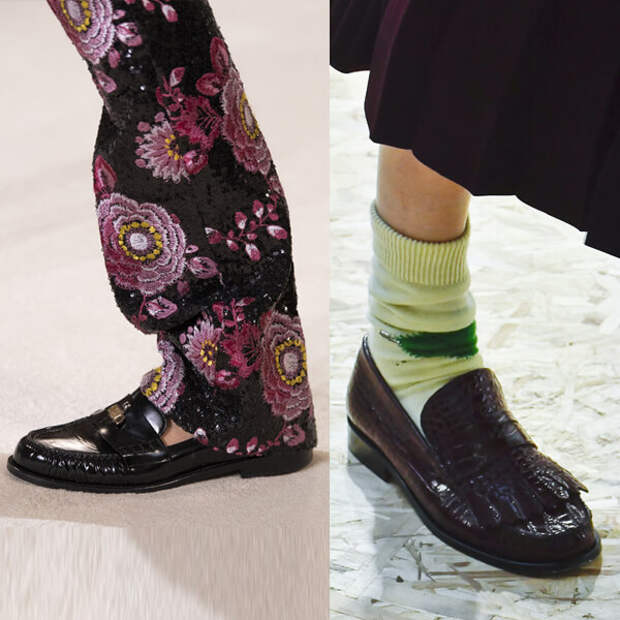 Гид по модной обуви на осень-2020: от сапог до кроссовок