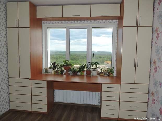 окно шкафы идеи (700x525, 243Kb)