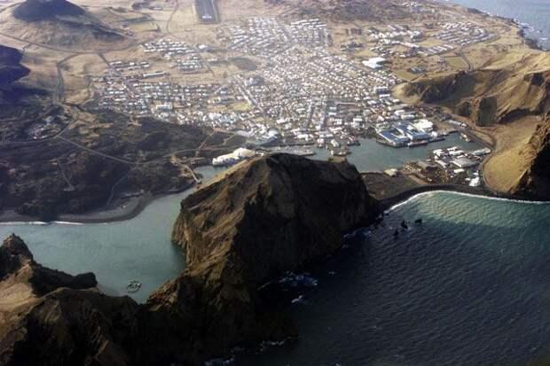 Архипелаг Вестманнаэйяр, Исландия