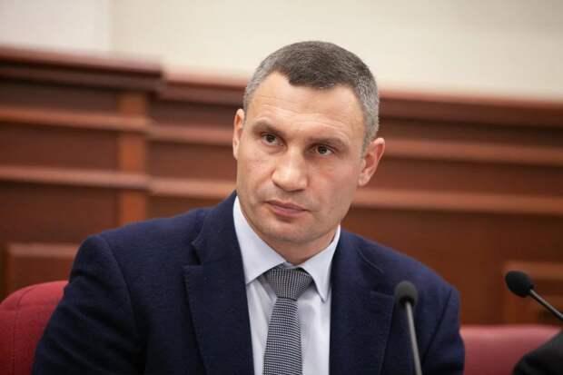 Кличко переизбрали мэром Киева