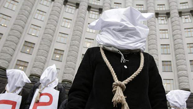 Украина стоит на грани политического самоубийства