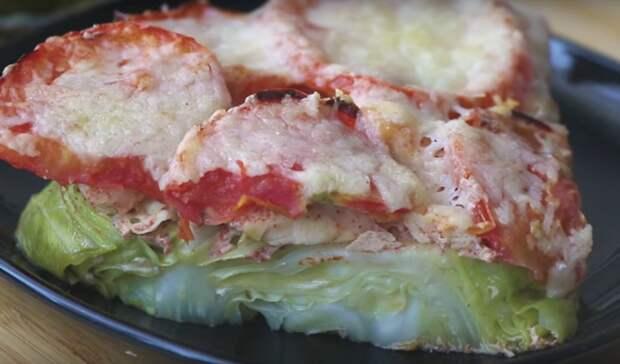Полезный ужин из куриной грудки и овощей