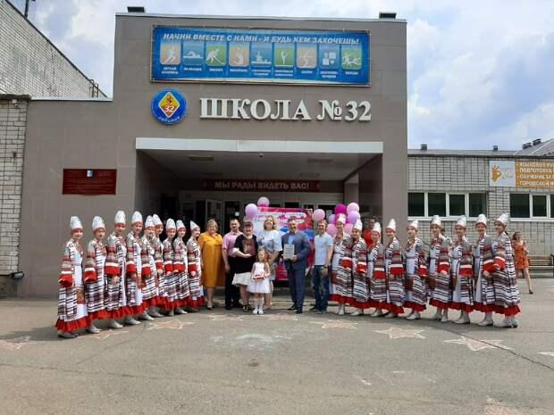 В Ижевске открылась первая детская академия хореографии международного совета по танцу ЮНЕСКО