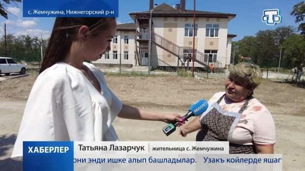 Развитие Нижнегорского района
