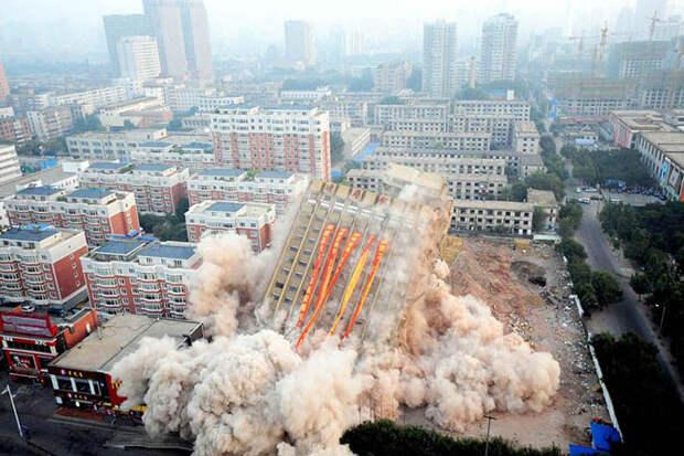 10 зданий, снос которых прошел не так гладко, как планировалось