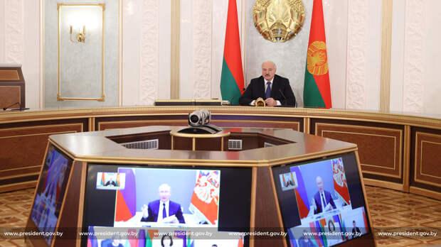 Хитрый Лукашенко хоронит Союзное государство